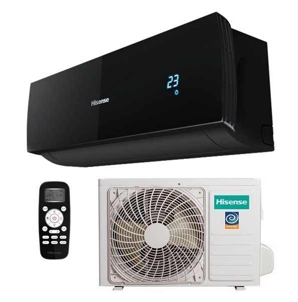 Сплит-система Hisense Black Star DC Inverter AS-07UR4SYDDEIB1G